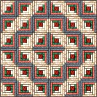 BARN RAISING QUILT PATTERN - Free Patterns