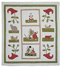 Free Redwork Embroidery Designs Patterns | Crazy Creek Quilts