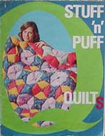How to Sew a Biscuit or Puff Quilt: 6 steps