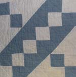 The Jacob's Ladder Pattern Became the Underground Railroad Quilt : railroad quilt pattern - Adamdwight.com