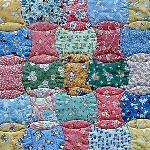 Charm Quilts Made of Multiple Different Fabrics : charm quilt - Adamdwight.com