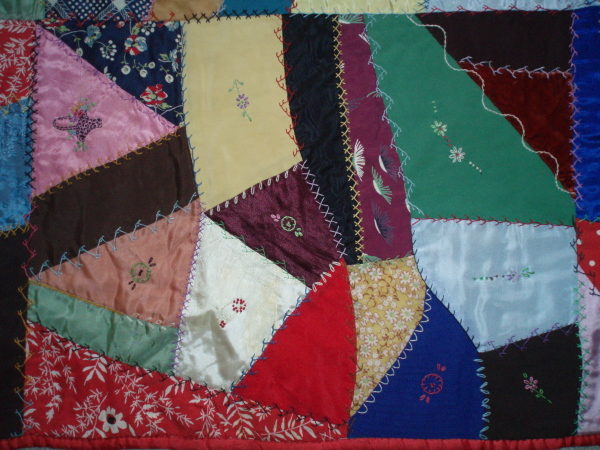 Crazy Quilts The History Of A Victorian Quilt Making Fad