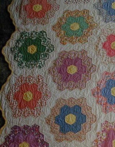 Flower Garden Quilt Patterns Browse Patterns